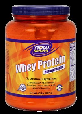 Whey Protein Vanilla Powder 2 lbs