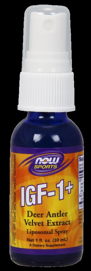 IGF-1+ Liposomal Spray   1oz