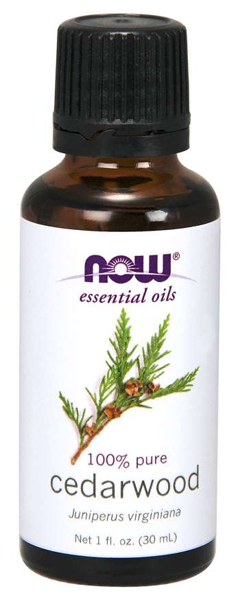 Cedarwood Oil - 1oz