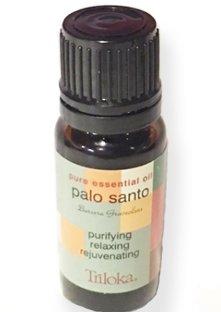 Triloka Pure Essential Oil - Palo Santo 1.oz