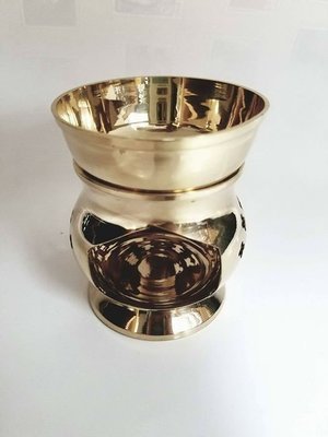 Small Brass oil Burner