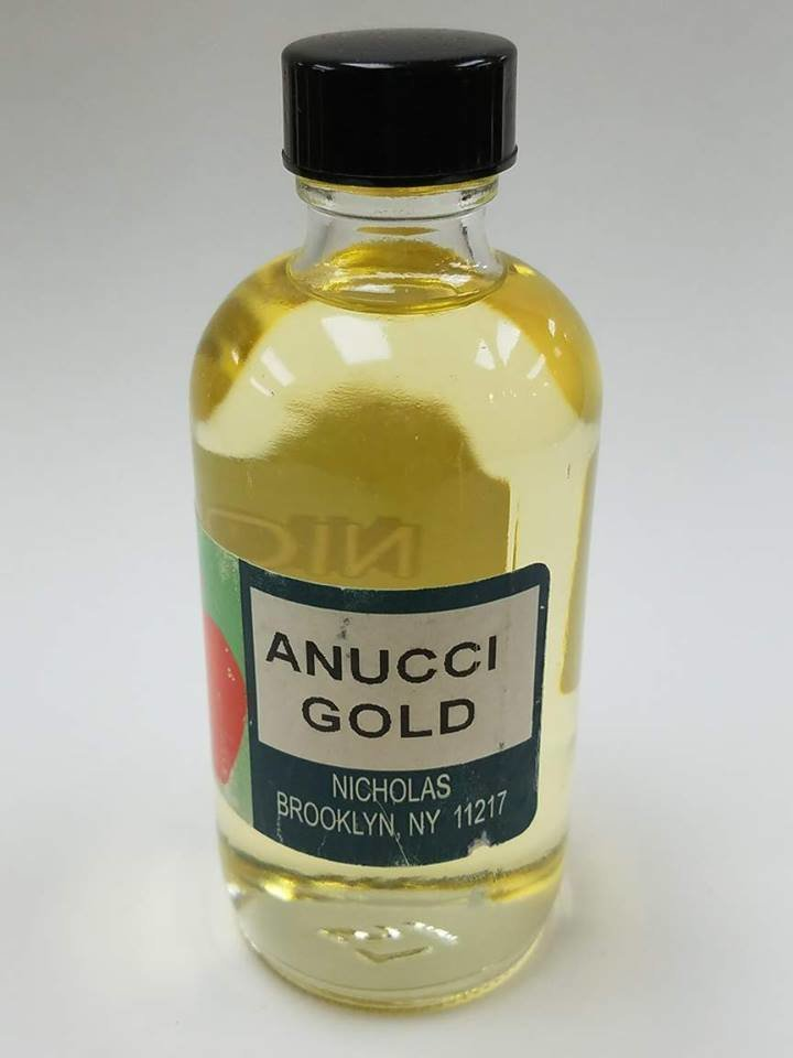Anucci Gold-Quarter Pound