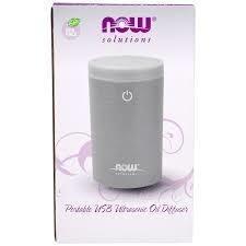 Portable USB Ultrasonic Oil Diffuser