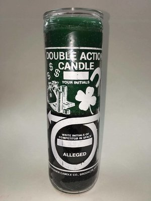 Double Action candles