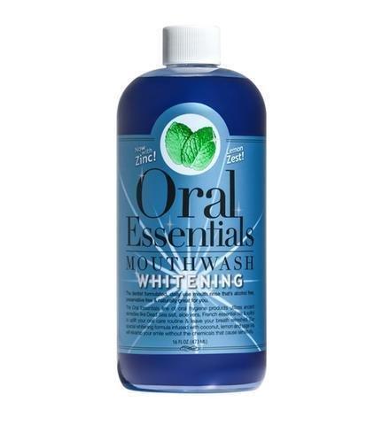 Oral Essentials Whitening™ Mouthwash for Sensitive Teeth 16 Oz.