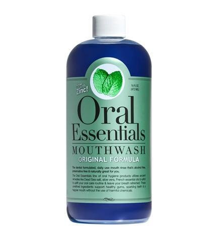 Oral Essentials Clean and Fresh™ Mouthwash 16 Oz.