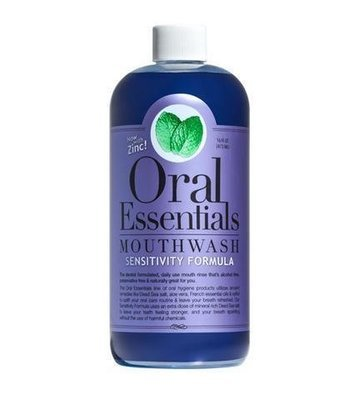 Oral Essentials Sensitivity™ Mouthwash 16 Oz.