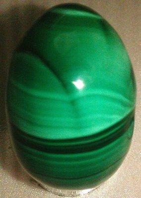 malachite Egg (Small) 1inch
