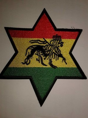6 Point Star of Judah Patch (Large)