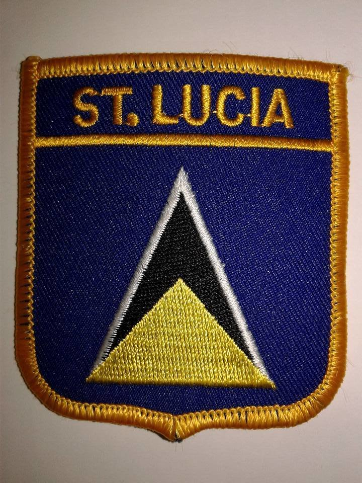 St.Lucia Patch