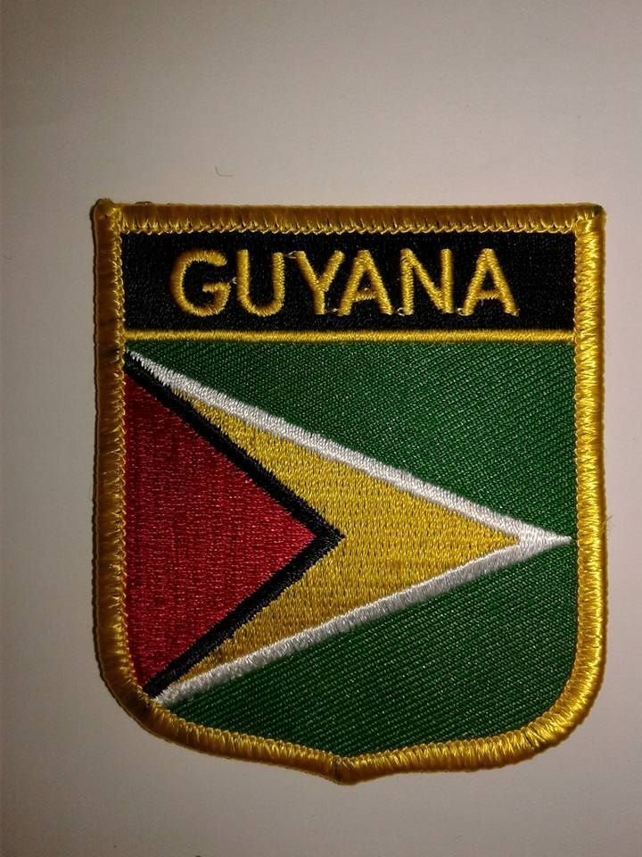 Guyana Patch