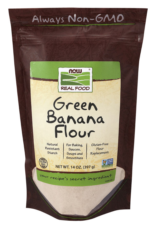 Green Banana Flour Gluten-Free Flour Replacement 14oz