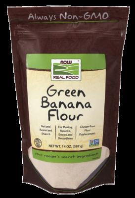 Green Banana Flour Gluten-Free Flour Replacement 14oz