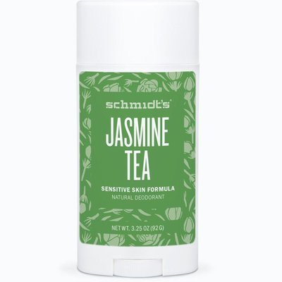 Schmidt's JASMINE TEA SENSITIVE SKIN FORMULA NATURAL DEODORANT 3.5OZ