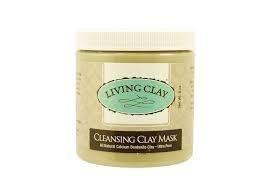 Natural Calcium Bentonite Clay Cleansing Clay Mask 16oz