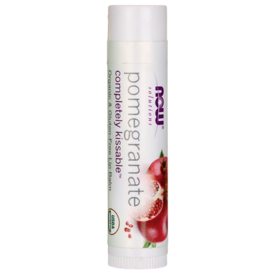 Now Pomegranate Lip Balm - .15 oz.