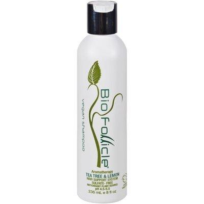 Bio Follicle Tea Tree & Lemon Vegan Shampoo 8oz