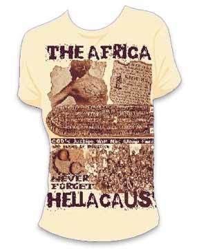The Africa Hellacaust