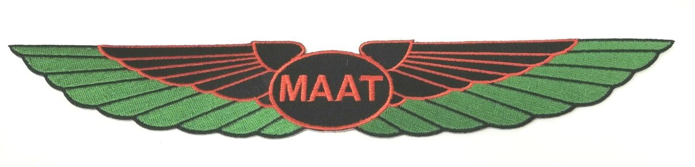 Maat Patch (RBG)