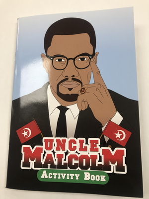 Uncle Malcolm Activity Book
