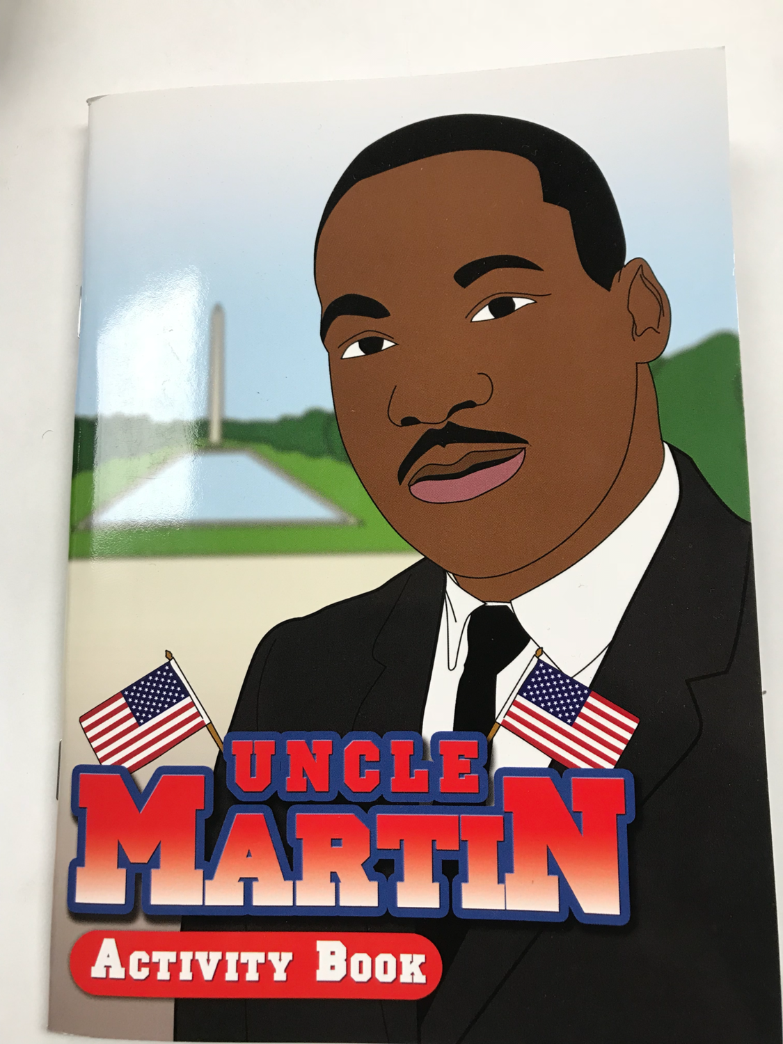 Uncle Martin Activity Book