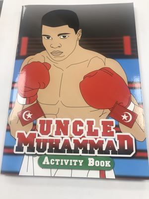 Uncle Muhammad Activity Book