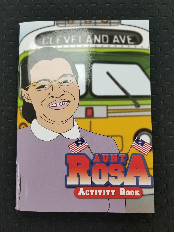 Aunt Rosa Activity Book