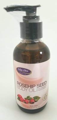 Life-Flo Rosehip Seed Body Oil 4oz