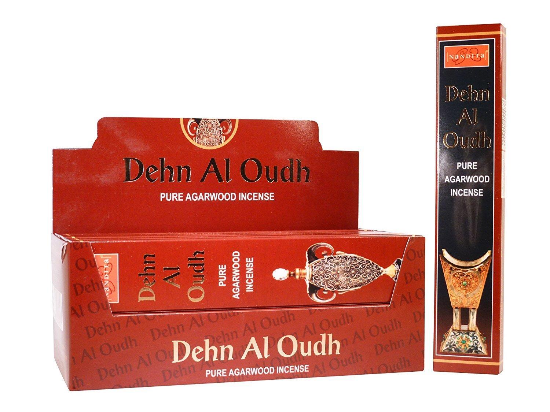 Nandita Dehn Al Oudh Incense