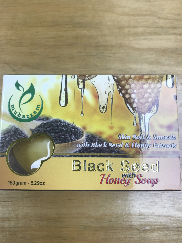 Muharram Soap-Black Seed with Honey