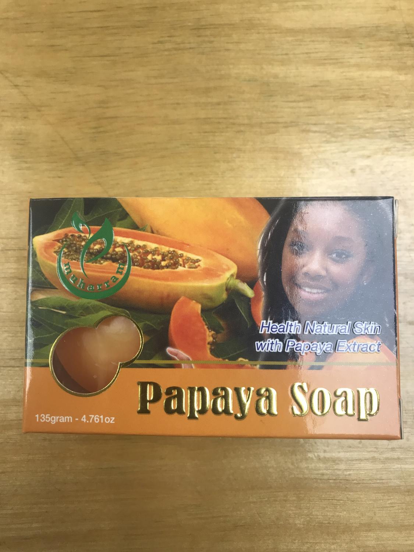Muharram Soap-Papaya Soap