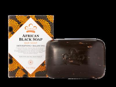 Nubian Heritage-African Black Soap Bar 5oz