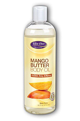 Life-Flo Mango Butter Body Oil 16oz