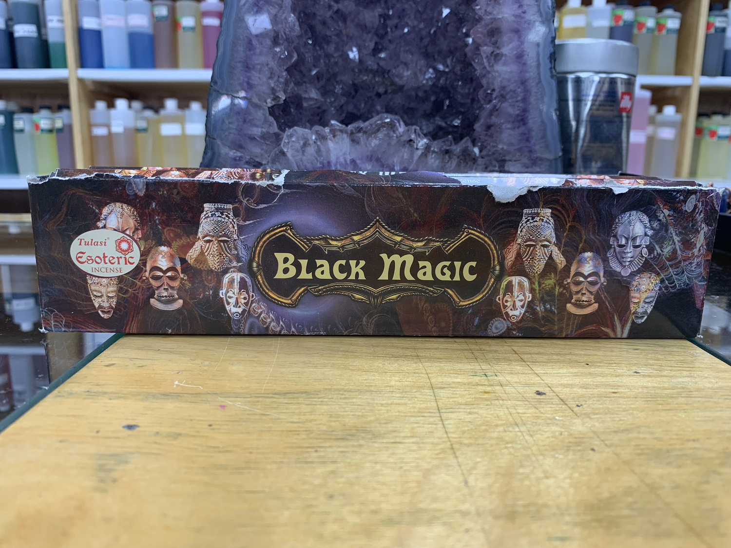 Black Magic Incense Pack - 20 Sticks