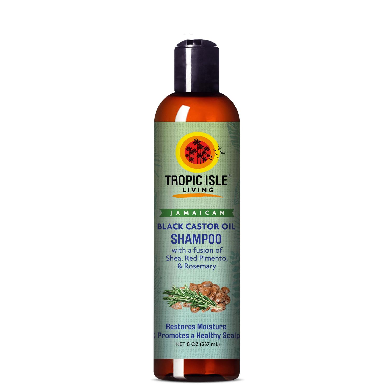 Tropic  Isle Living-Jamaican Black Castor Oil Shampoo 8oz