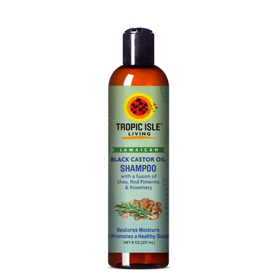 Tropic  Isle Living-Jamaican Black Castor Oil Shampoo 8oz