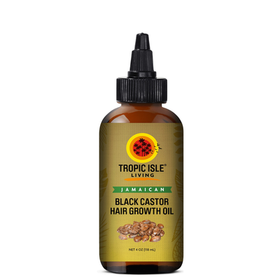 Tropic Isle Living-Jamaican Black Castor Hair Growth Oil 4oz