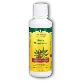 Theraneem Natural-Neem Mouthwash Cinnamon Therape