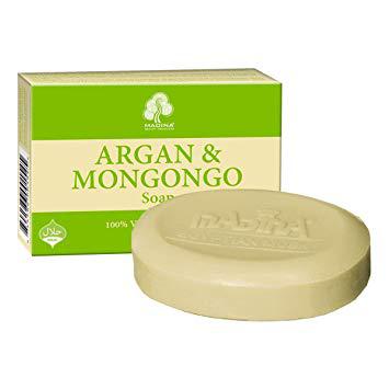 Madina-Argan & Mongongo bar soap