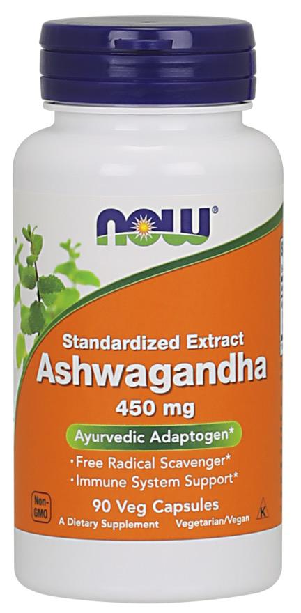 Now-Ashwagandha 450mg
