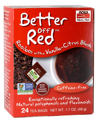 Now-Better Off Red Tea