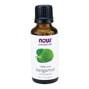 Now Essential Oils-Bergamot 100% Pure Oil 1 fl.oz