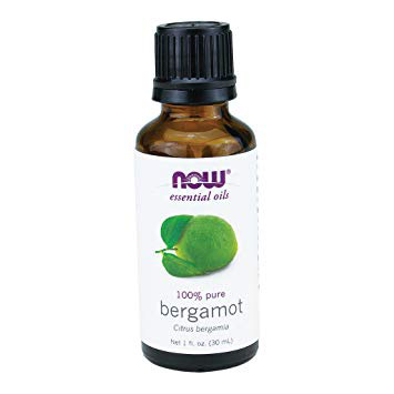 Now Essential Oils-Bergamot 100% Pure Oil 1 fl.oz