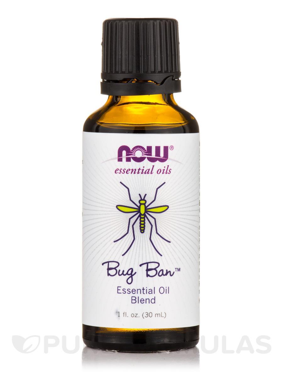 Now Essential Oils-Bug Ban Essential Blend 1 flo.oz