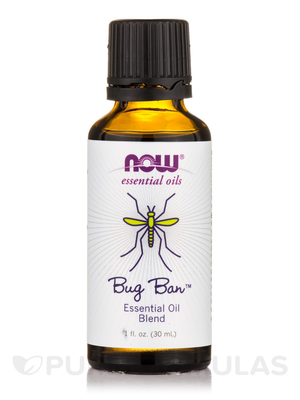 Now Essential Oils-Bug Ban Essential Blend 1 flo.oz