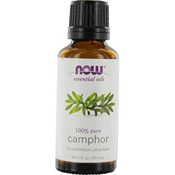 Now Essential Oils-Camphor 100% Pure Oil 1 fl.oz