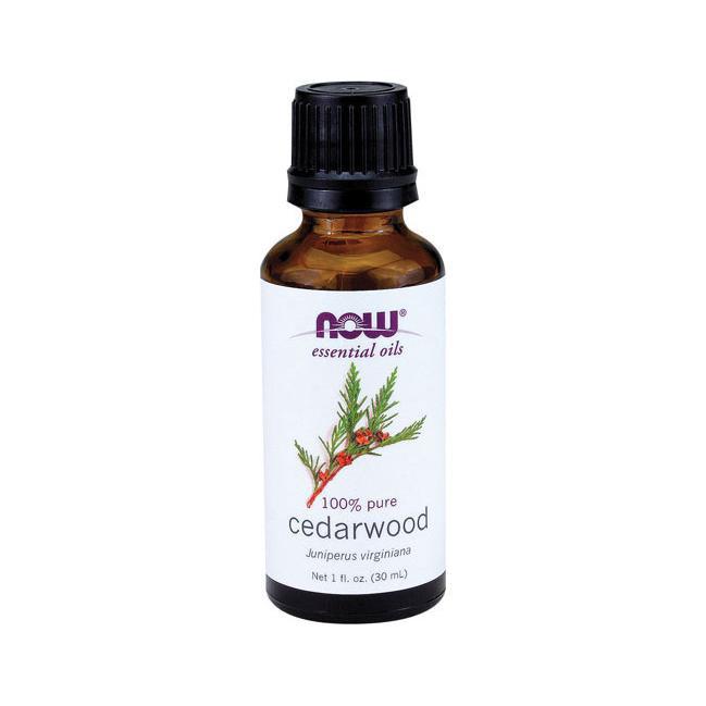 Now Essential Oils - Cedarwood 100% Pure Oil 1 fl.oz