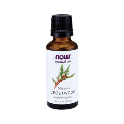 Now Essential Oils - Cedarwood 100% Pure Oil 1 fl.oz