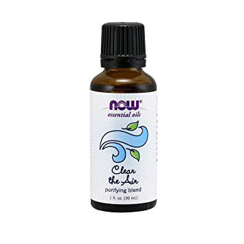 Now Essential Oils- Clear The Air Essential Blended 1 fl.oz