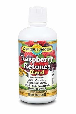 Dynamic Health Raspberry Ketones Blend 32oz